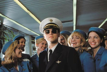 Catch me if you can mit Leonardo DiCaprio und Tom Hanks