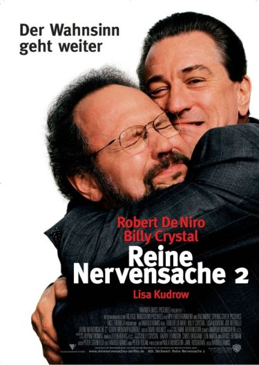 Reine Nervensache 2 (Analyze That)