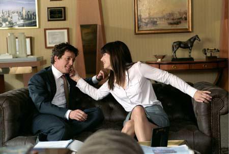 Ein Chef zum Verlieben (mit Sandra Bullock und Hugh Grant)