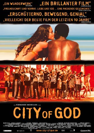 City of God mit Alexandre Rodrigues