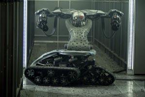 Terminator 3 mit Arnold Schwarzenegger und Kristina Loken