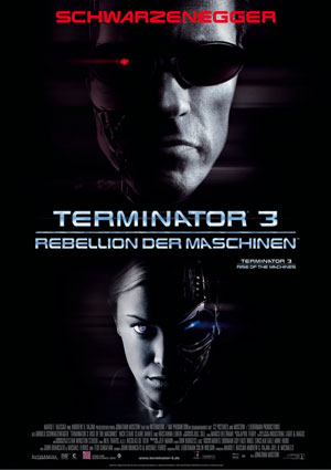Terminator 3 (mit Arnold Schwarzenegger und Kristina Loken)