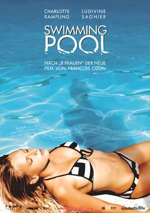 Swimming Pool (mit Charlotte Rampling)