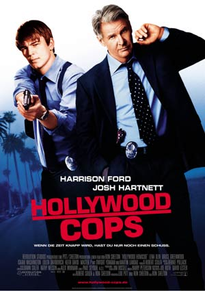 Hollywood Cops mit Harrison Ford und Josh Hartnett