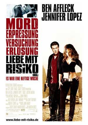 Liebe mit Risiko - Gigli (mit Ben Affleck und Jennifer Lopez)