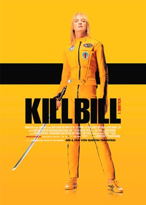 Kill Bill (mit Uma Thurman)