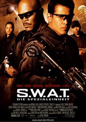 S.W.A.T. Die Spezialeinheit mit Colin Farrell