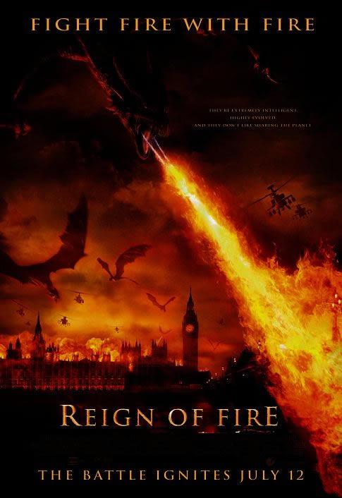 Die Herrschaft des Feuers
