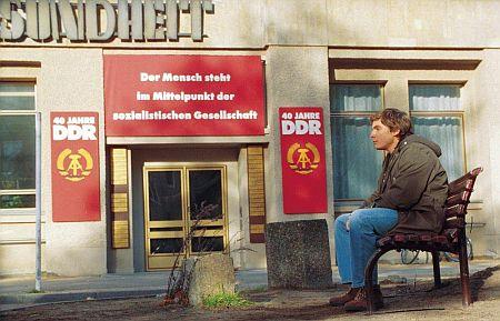 Goodbye, Lenin! mit Daniel Brühl und Katrin Saß