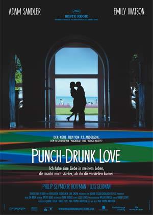 Punch Drunk Love mit Adam Sandler und Emily Watson