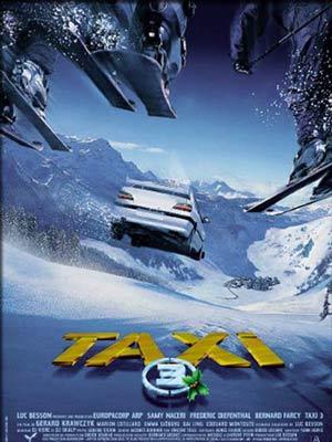 Taxi 3 (mit Samy Naceri und Frederic Diefenthal)