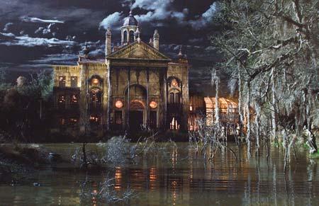 Die Geistervilla (mit Eddie Murphy)