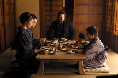 Last Samurai mit Tom Cruise