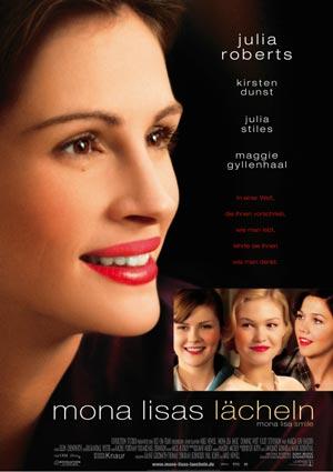 Mona Lisas Lächeln mit Julia Roberts