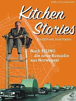 Kitchen Stories (Salmer fra kjøkkenet)