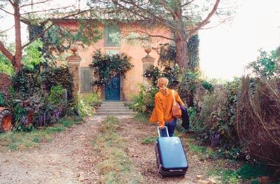 Unter der Sonne der Toskana mit Diana Lane