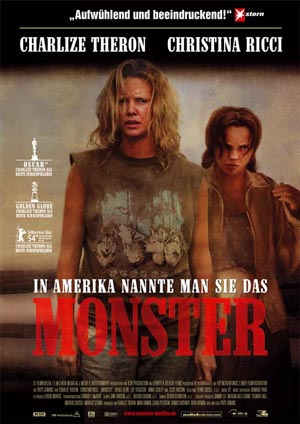 Monster mit Charlize Theron und Christina Ricci