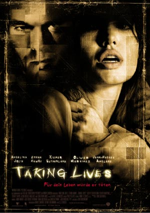 Taking Lives mit Angelina Jolie