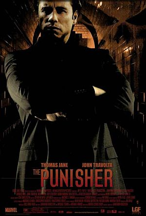 The Punisher mit Thomas Jane und John Travolta