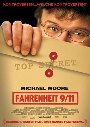 Fahrenheit 9/11 von Michael Moore