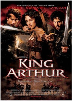King Arthur mit Clive Owen