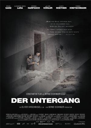 Der Untergang (mit Bruno Ganz)
