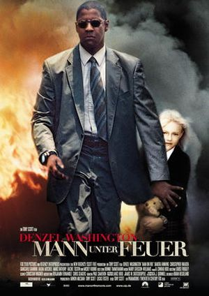 Man On Fire mit Denzel Washington