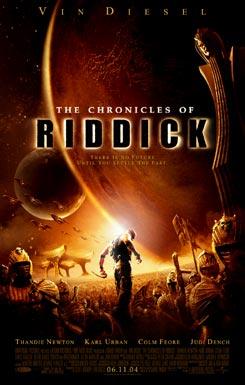 Riddick - Chroniken eines Kriegers mit Vin Diesel