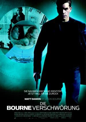 Die Bourne Verschwörung mit Matt Damon