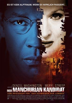 Der Manchurian Kandidat mit Denzel Washington und Meryl Streep