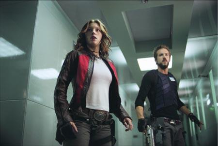 Blade Trinity (mit Wesley Snipes, Jessica Biel und Ryan Reynolds