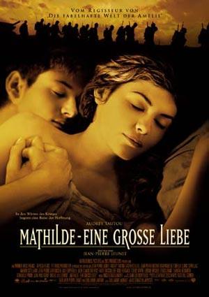 Mathilde mit Audrey Tautou
