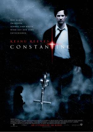 Constantine (nach der bekannten Comicfigur von Alan Moore)