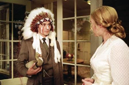 Wenn Träume fliegen lernen mit Johnny Depp und Kate Winslet