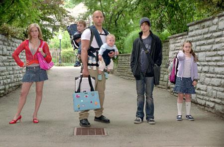 Der Babynator mit Vin Diesel
