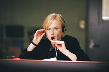 Die Dolmetscherin (mit Nicole Kidman und Sean Penn)