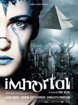 Immortal - New York 2095 - Die Rückkehr der Götter