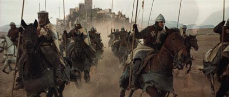 Königreich der Himmel (von Ridley Scott mit Orlando Bloom)
