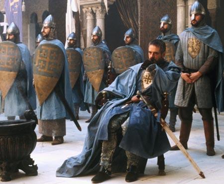 Königreich der Himmel von Ridley Scott mit Orlando Bloom