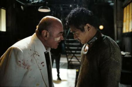 Unleashed mit Jet Li, Morgan Freeman und Bob Hoskins