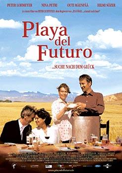 Playa des Futuro mit Nina Petri und Peter Lohmeyer