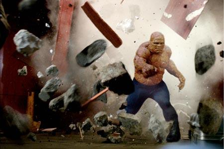 Bild aus von Fantastic Four mit Chris Evans
