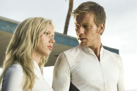 Die Insel (mit Ewan McGregor, Scarlett Johansson und Sean Bean)