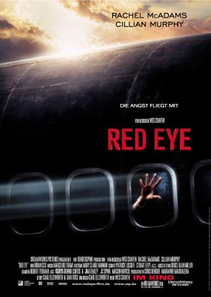 Red Eye (mit Cillian Murphy und Rachel McAdams)