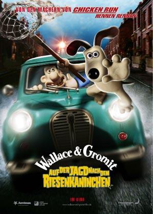 Wallace and Gromit auf der Jagd nach dem Riesenkaninchen