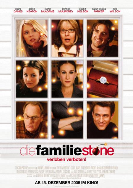 Die Familie Stone (mit Sarah Jessica Parker)