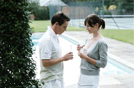 Match Point mit Scarlett Johansson und Jonathan Rhys-Meyers