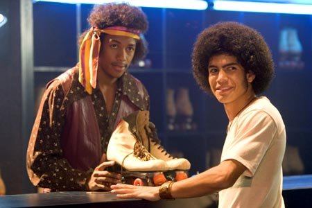 Roll Bounce mit Bow Wow