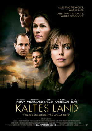 Kaltes Land (mit Charlize Theron, Frances McDormand und Woody Harrelson)