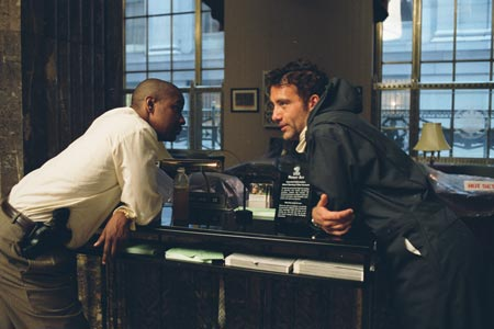 Inside Man (mit Denzel Washington, Jodie Foster und Clive Owen)